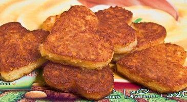 Croquettes de purée et fromage - Recette - Gourmand