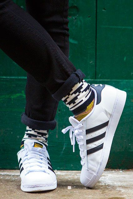 The Sneaker Every Fashion Girl Will Wear This Year. Adidas SocksSneakers ...
