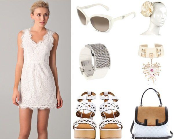 Summer White Party Outfit Ideas Caribbean Affair Pinterest Outfits And All