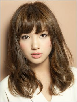 hairstyles asian - Google Search