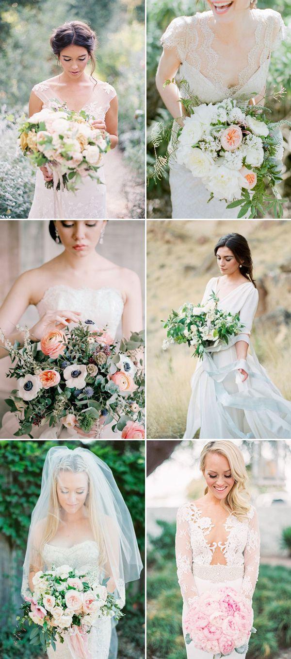 45 Utterly Romantic Fine Art Bridal Portrait You Will Love!