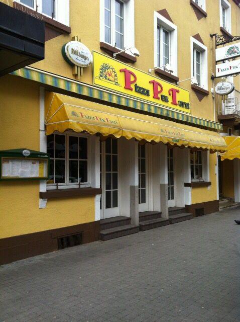 Restaurant Pizza Per Tutti Zweibrucken , Fruchtmarktstrasse 8