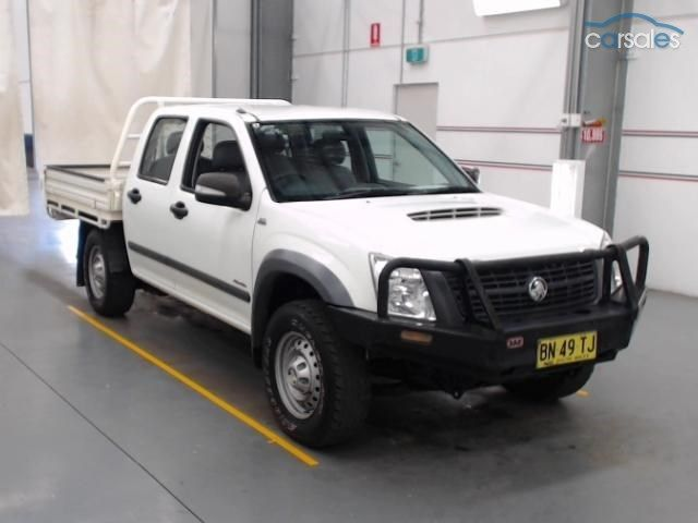 2007 Holden Rodeo LX MY07