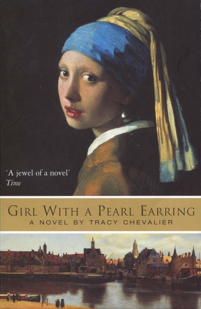 """Girl with a Pearl Earring"" by Tracy Chevalier"