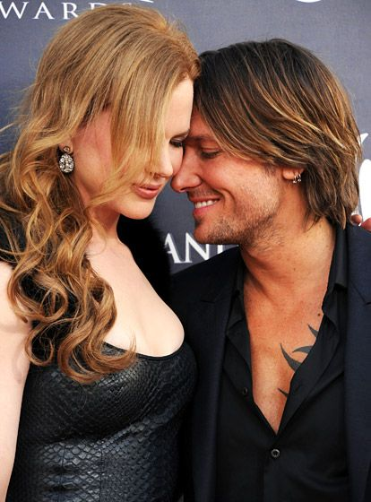 Keith Urban and Nicole Kidmans Sweetest Moments: Power of Love