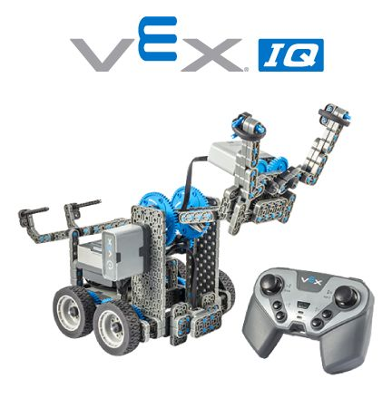 Your third quest as a Novice: program your VEX IQ Clawbot to compete in the official CUBE STACK battle! http://nerdygirlsproject.org/