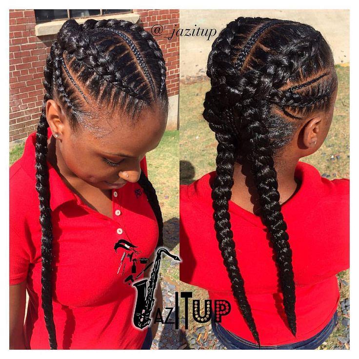 pin kammie braid styles