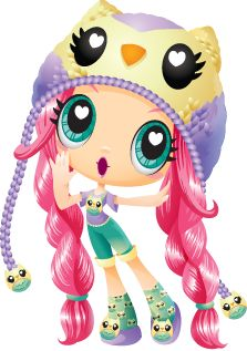 Owlena Hoot Hoot Vector 2- Kawaii Crush by daring-dreams.deviantart.com on @deviantART