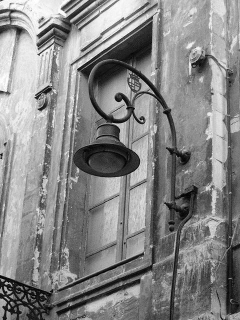 Cagliari. Castello district