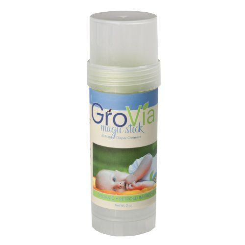 Recommended:   Magic Stick All Natural Diaper Ointment, Clear, Net Wt. 2 oz. Magic Stick http://smile.amazon.com/dp/B002RT8OQE/ref=cm_sw_r_pi_dp_pqyXub155TSGA
