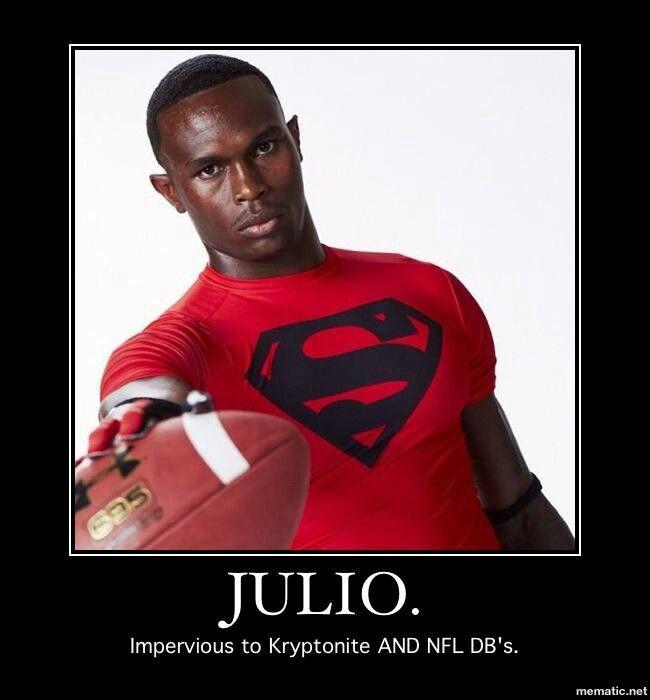 Dang Julio!