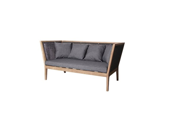 The comfortable Drift 2 seater outdoor lounge is a great additional to any outdoor area. Like the entire Drift range its constructed using high quality Hardwood timber with a UV resistant coasting so it will never need to be oiled or sanded back like traditional timber outdoor furniture. The Drift 2 seater lounge also features stainless steel hardware meaning the Drift is virtually maintenance free.  Breaking away from the firmness of most timber outdoor lounge settings, the Drift range…
