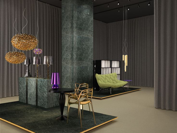 Salone 2015 | Introducing Kartell Contemporary Lifestyle. Have a look on our boot preview!