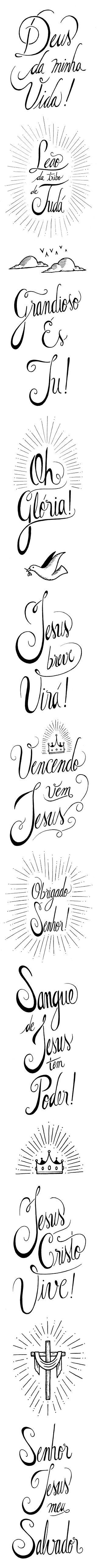 """""""E disse-lhes: Ide por todo o mundo, e pregai o evangelho a toda criatura."""" (Marcos 16:15) fb.com/temasdabiblia"""