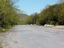 Abandoned Pennsylvania Turnpike - Wikipedia