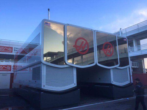 F1 Paddock Pass On