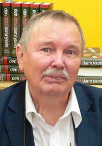 Kjell Erling Genberg, geboren 16 januari 1940, is een Zweedse misdaadauteur.
