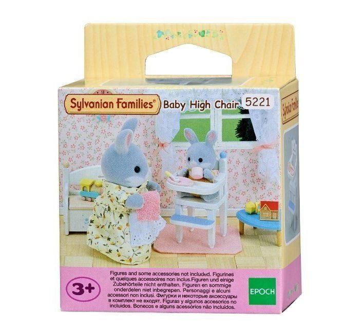 Sylvanian Families - Baby High Chair