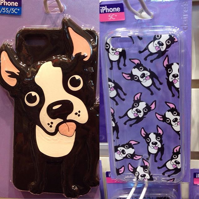 OMG This Boston Terrier phone case!! >>