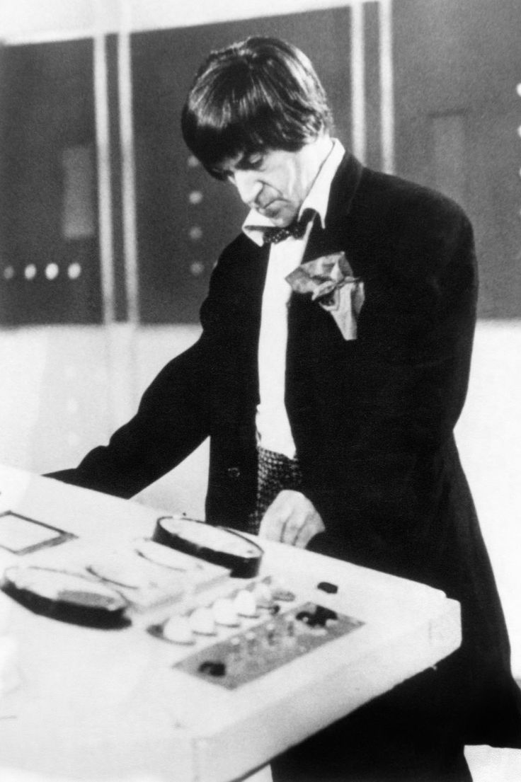 Doctor Who - The Second Doctor (Patrick Troughton).