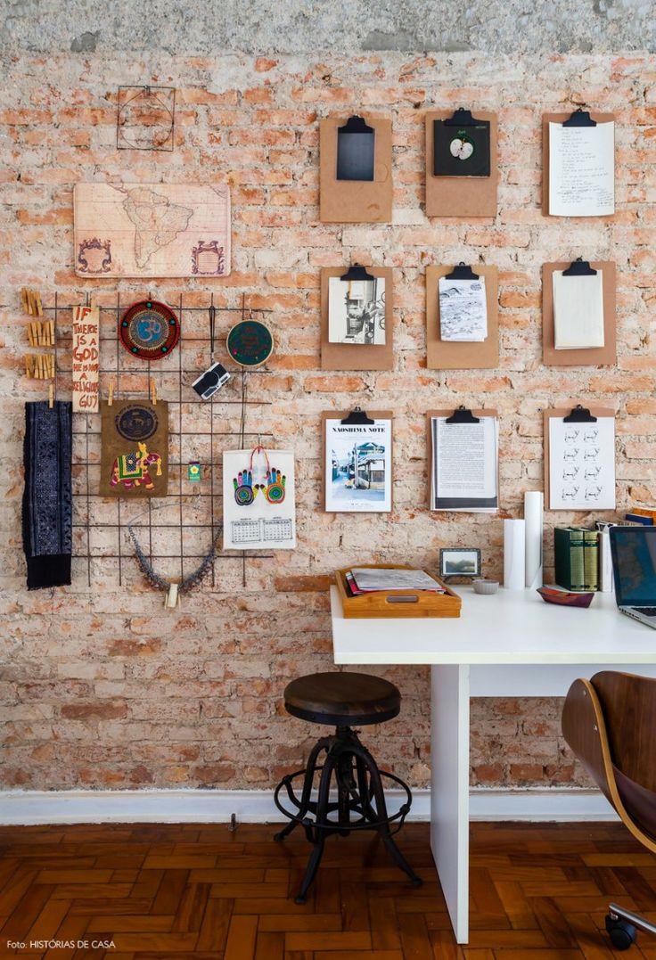 47-decoracao-escritorio-home-office-tijolinho-parede-pranchetas