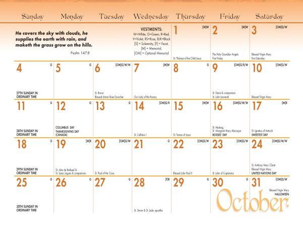Blank Liturgical Calendar : Best images about printable calendar on pinterest