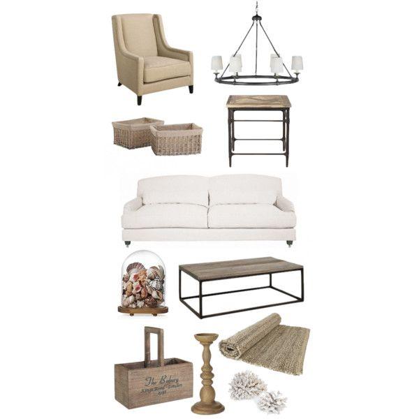 """Hamptons Style"" by Coastal Style Blogspot"