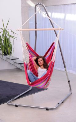 The Luna Swing Stand | by swings and things the hammock experts