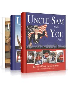 One year government and civics program for ages 10-14 | Uncle Sam and You Curriculum Package