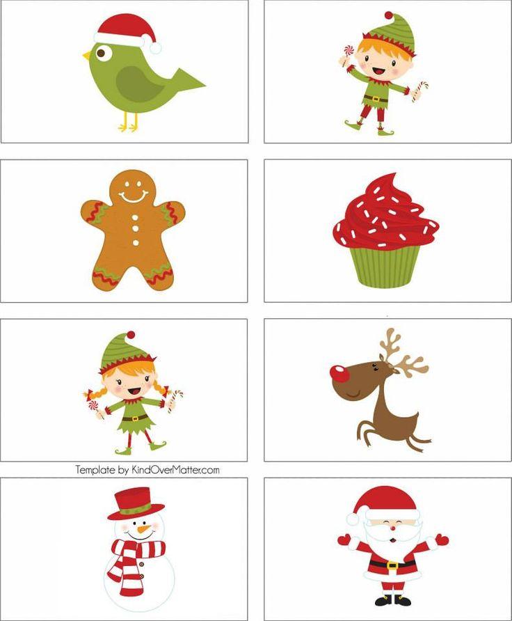 84 best Christmasho ho ho! images on Pinterest Merry - printable christmas card templates