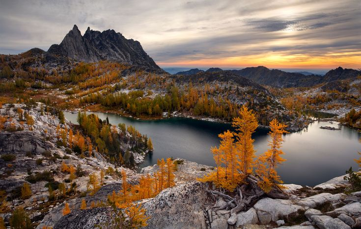 Core Enchantments - Washington State - permit required months in advance
