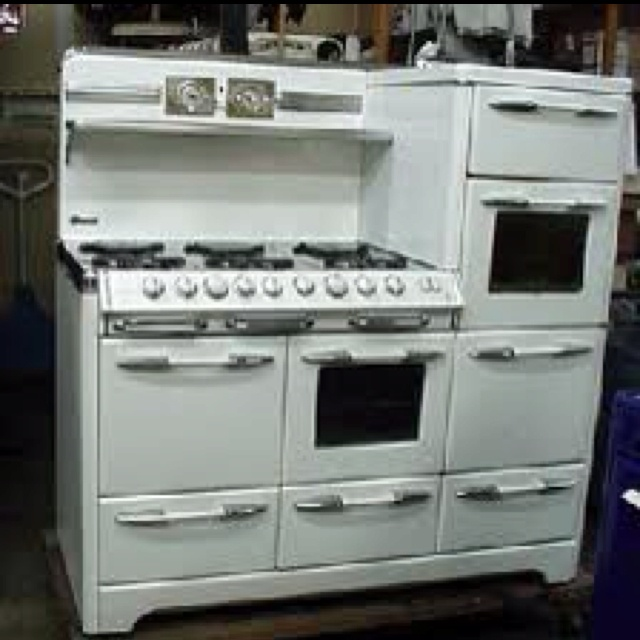 1000+ Ideas About Vintage Stoves On Pinterest