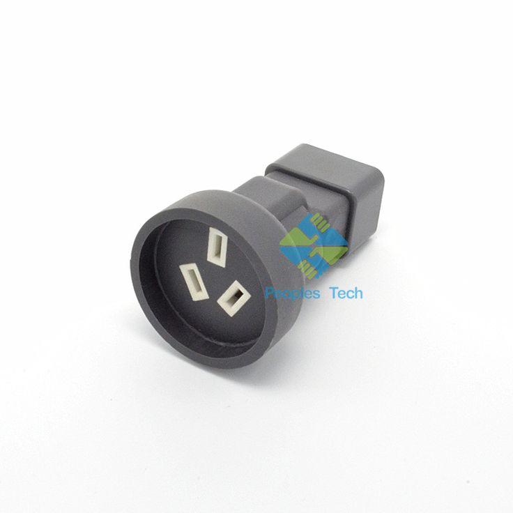 IEC 320 C20 to SAA Australia 3 pin female Power adapter for PDU UPS AC PLUG CONVERTER