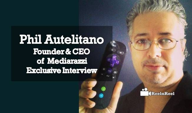 Reelnreel.com Exclusive Interview with Phil Autelitano – Founder & CEO of Mediarazzi a leading Connected TV Developer. Tell us something about Mediarazzi? Mediarazzi develops and produces TV channels and applications for OTT/Connected TV platforms including Roku, Amazon Fire TV, Apple TV and Opera (which includes LG TVs, Sony and Samsung TVs and Blu-Ray, TiVo and …