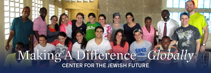 Making a difference Globally  http://www.payscale.com/research/US/School=Yeshiva_University/Salary