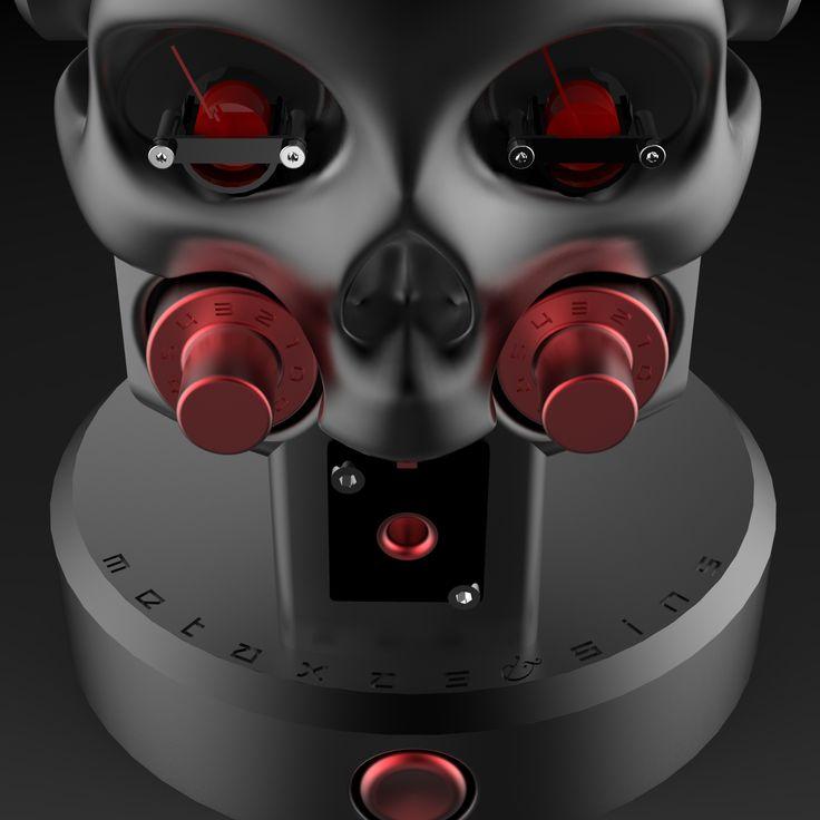 metaxas marquis headphone amp stand