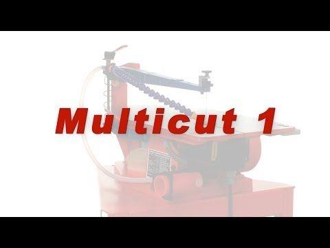 Hegner Multicut 1 (français) - YouTube