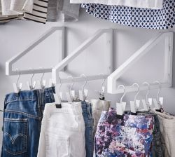 17 best ideas about trouser hangers on pinterest cambio jeans wardrobe storage and closet. Black Bedroom Furniture Sets. Home Design Ideas
