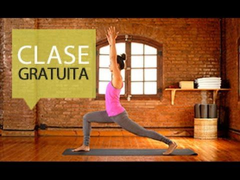 Mini práctica de Yoga online - Rutina express de vinyasa yoga - YouTube