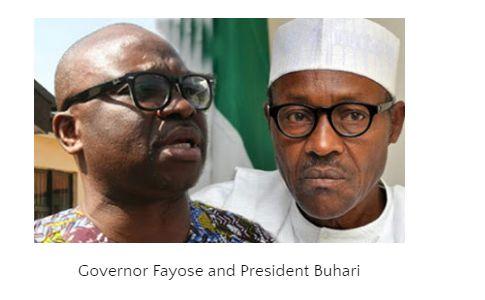We voted Buhari President when he faced diminishing return – Fayose