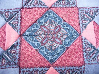 Como descobrir quantos quadrados de tecido de 15 por 15 cm são necessários para uma colcha de retalhos tamanho queen