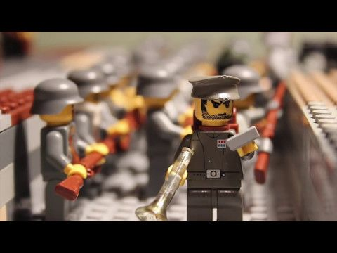 Lego WW1 Battle of the Marne - YouTube | World War 1 | Ww1