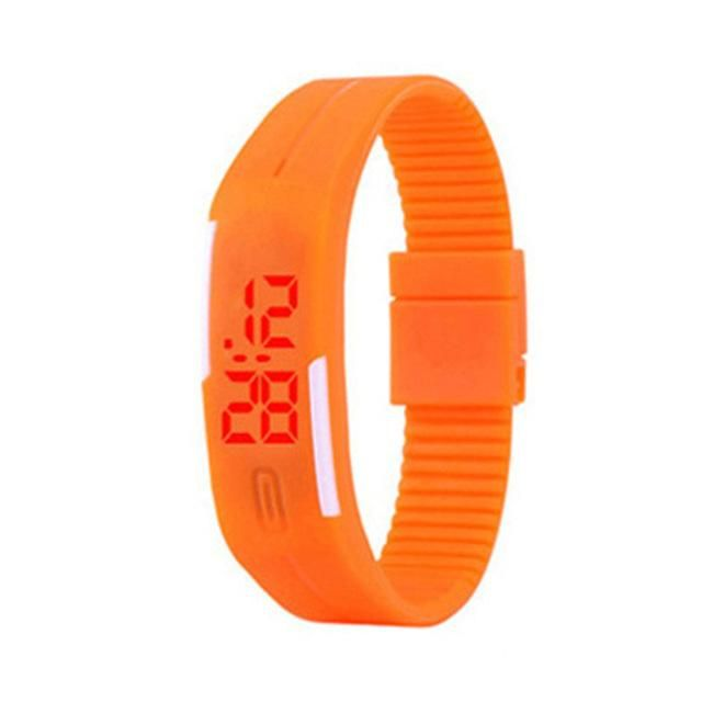 LED Sports Watch - Choose Your Colour
