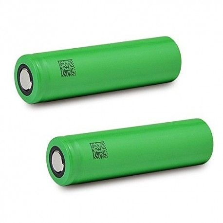 Sony VTC4 Lithium Ion Cylindrical Battery 30A 3.7V 2100mAh - Green