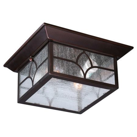 Reese Indoor/Outdoor Flush Mount  at Joss and Main
