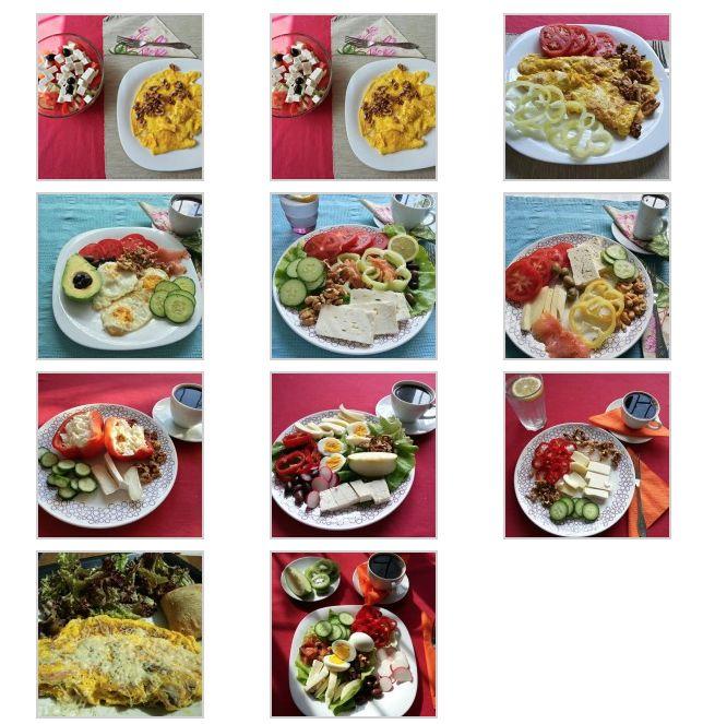 Continuăm astăzi cu meniuri noi pentru dieta ketogenică. Așa cum este normal, începem cu 10 idei pentru un mic dejun..