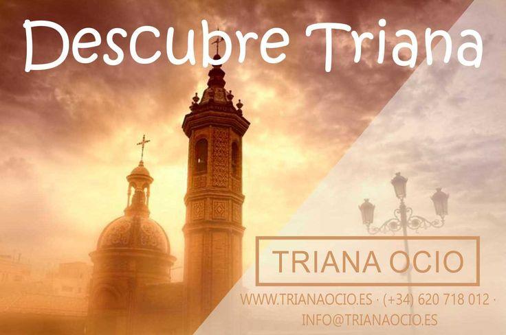 """¿Te contaban de pequeño alguna historia ó leyenda de #Triana? ¿Quieres compartirla con nosotros en nuestra sección """"Descubrir Triana""""? Escríbenos a: info@trianaocio.es   http://www.trianaocio.es/#!descubrir-triana/c24ft"""
