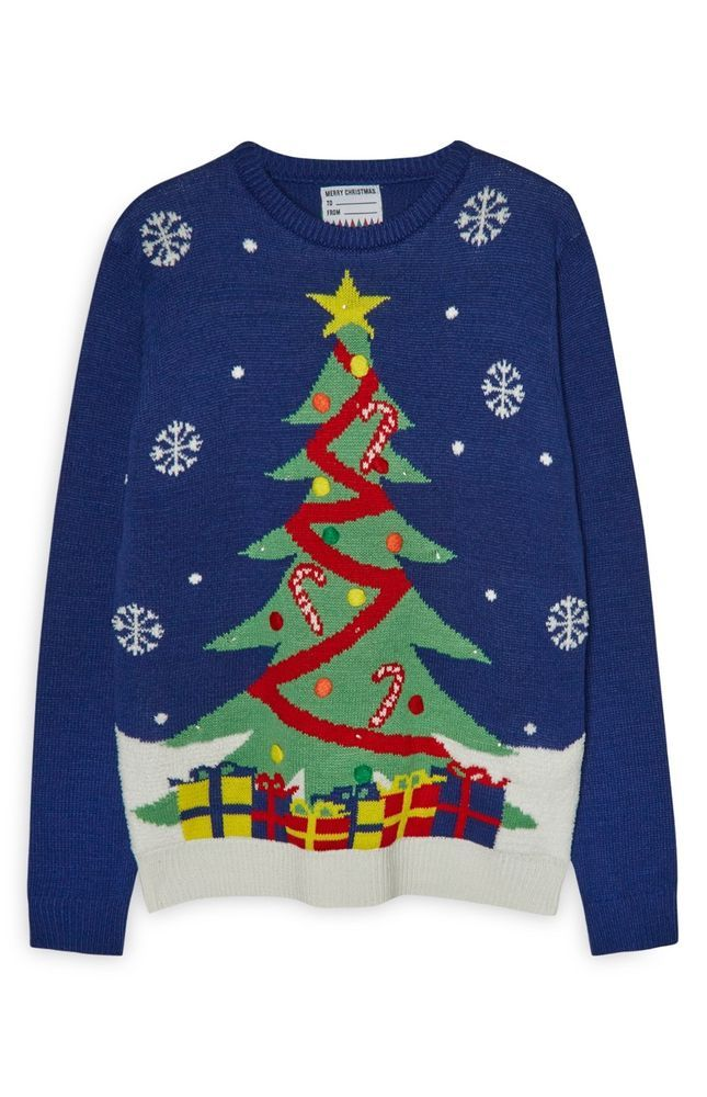 Details about BNWT Primark Christmas Jumpers I LIGHT UP! Christmas Tree  S/M/L | Christmas | Christmas sweaters, Christmas jumpers, Christmas - Details About BNWT Primark Christmas Jumpers I LIGHT UP! Christmas