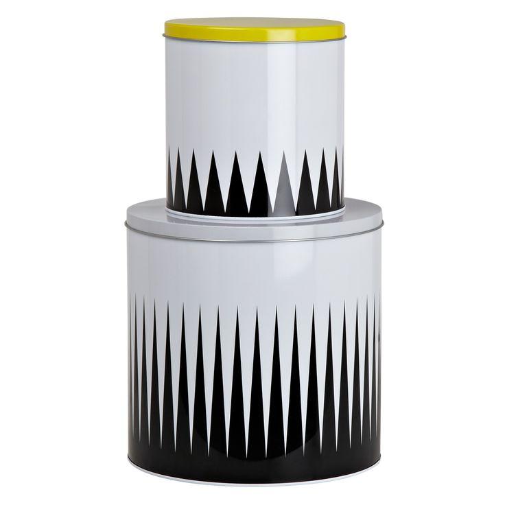 Ferm Living Geometry Tins