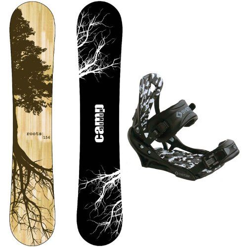 New 2018 Camp Seven Roots CRC Snowboard +APX Bindings Men's Snowboard Packages – Snowboards